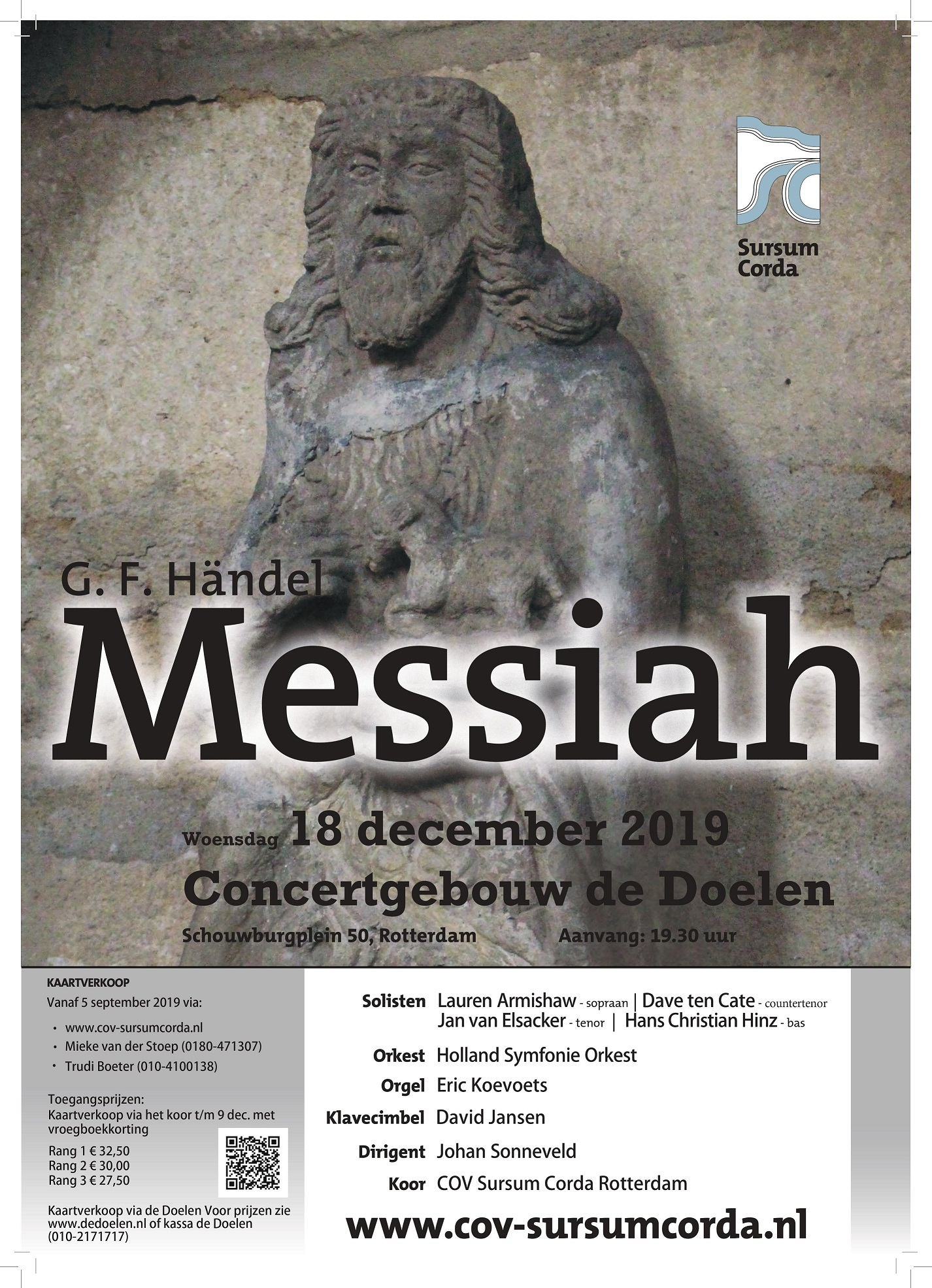 flyer Messiah 2019 2